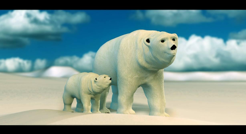 Anori und Mutter
